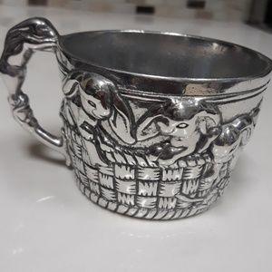 Arthur Court Dining - 1997 Arthur Court Bunny Rabbit baby cup